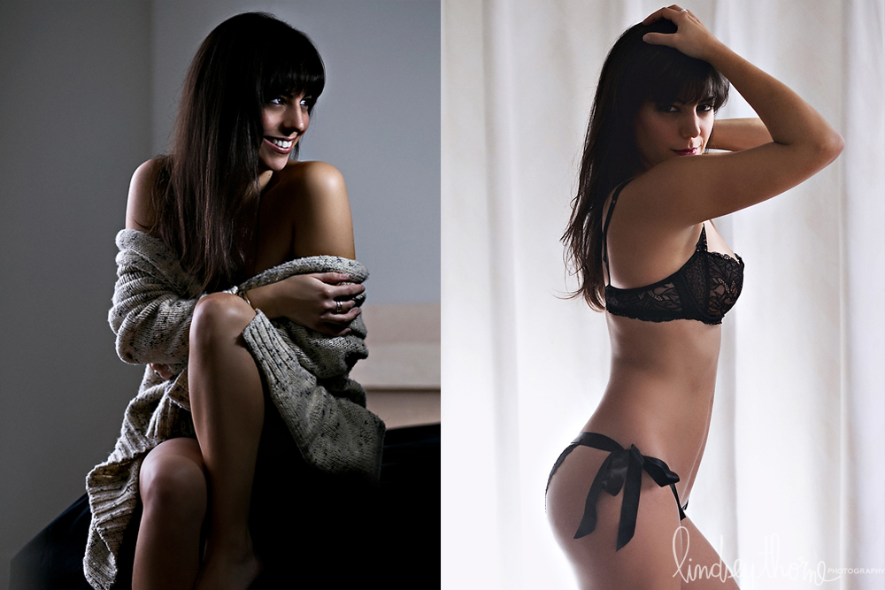 05_austin-boudoir-photographer_Lindsey-Thorne_Black-Lace-lingerie_Sweater-boudoir